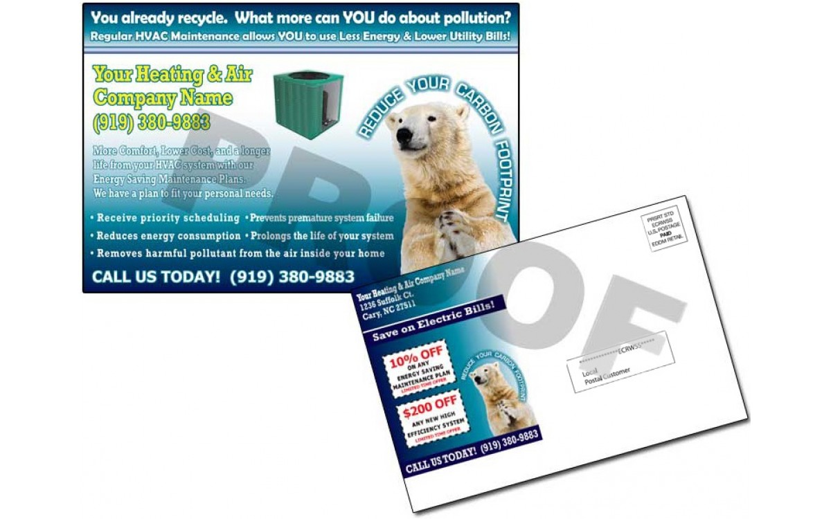 5 Reasons to Use USPS® Every Door Direct Mail® Postcards