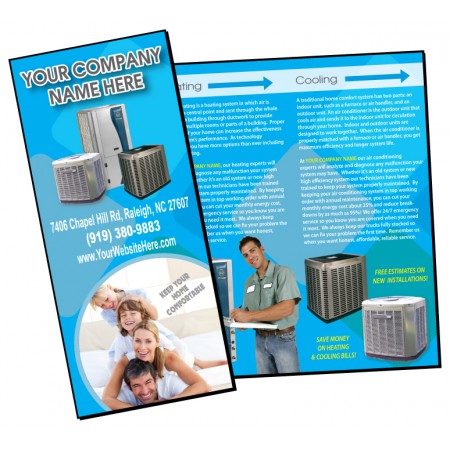 HVAC Sale Brochure #3