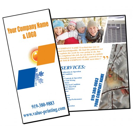 HVAC Sale Brochure #5