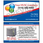 HVAC Business Card