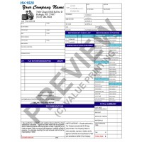 HV-1029 HVAC & Appliance Repair Invoice