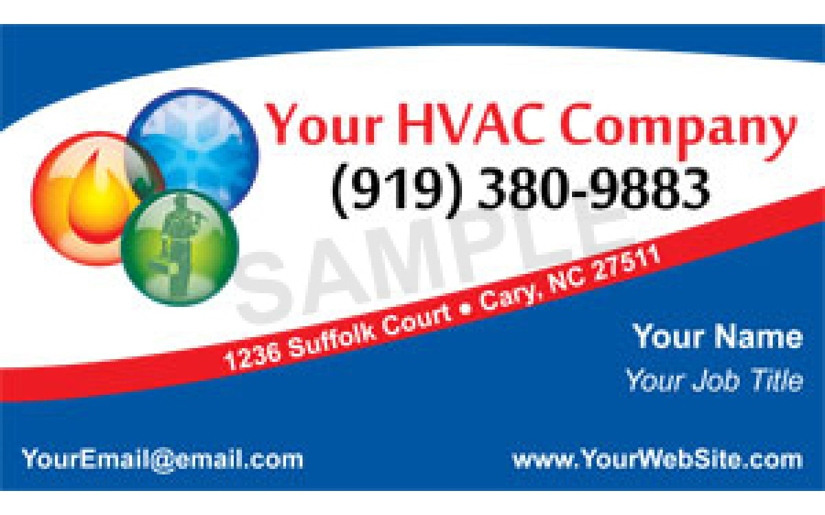 Buying HVAC Service Labels