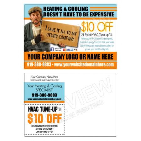 HVAC Postcard #25