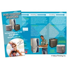 HVAC Sale Brochure Flier #3