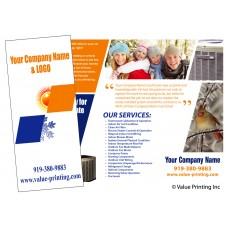 HVAC Sale Brochure #5