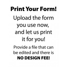 Print Your Current Forms
